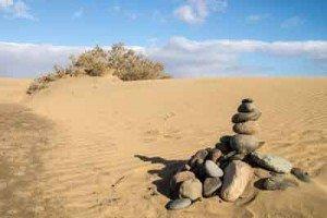 Natuur Woestijn